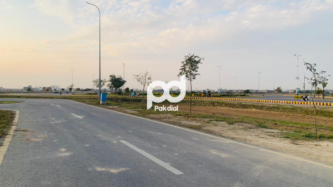 4 Marla Plot For Sale In Dha Phase 8 Ccc1