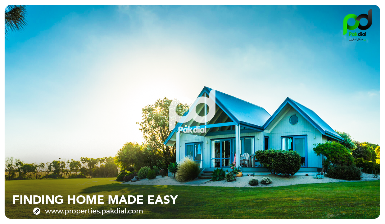 Finding Home Made Easy