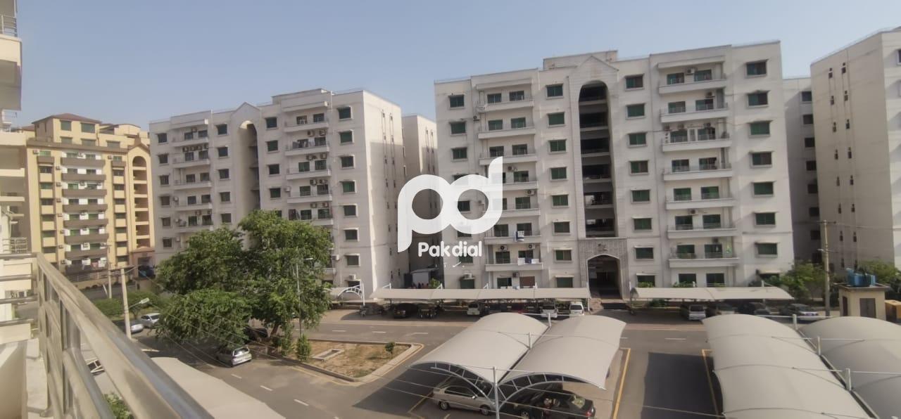 10 Marla 5th Floor 3 Bedrooms Apartment For Sale In Askari-11 At Prime Location