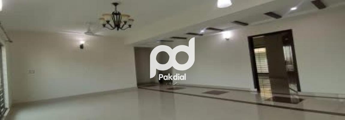 10 Marla 1st Floor 3 Bedrooms Apartment For Sale In Askari-11 At Prime Location
