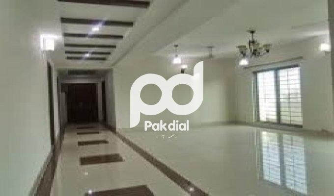 10 Marla Brand New 2nd Floor 3 Bedrooms Apartment For Sale In Askari-11