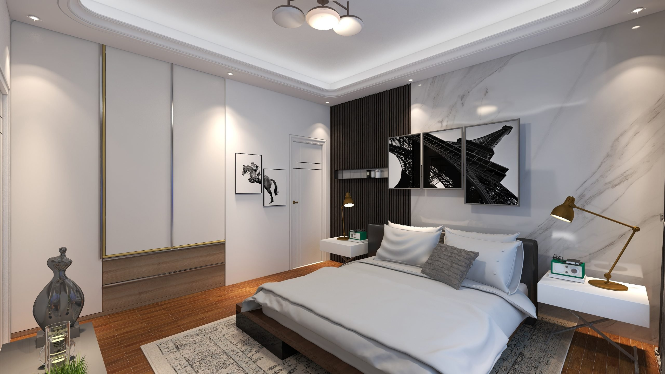 BED ROOM 1 A