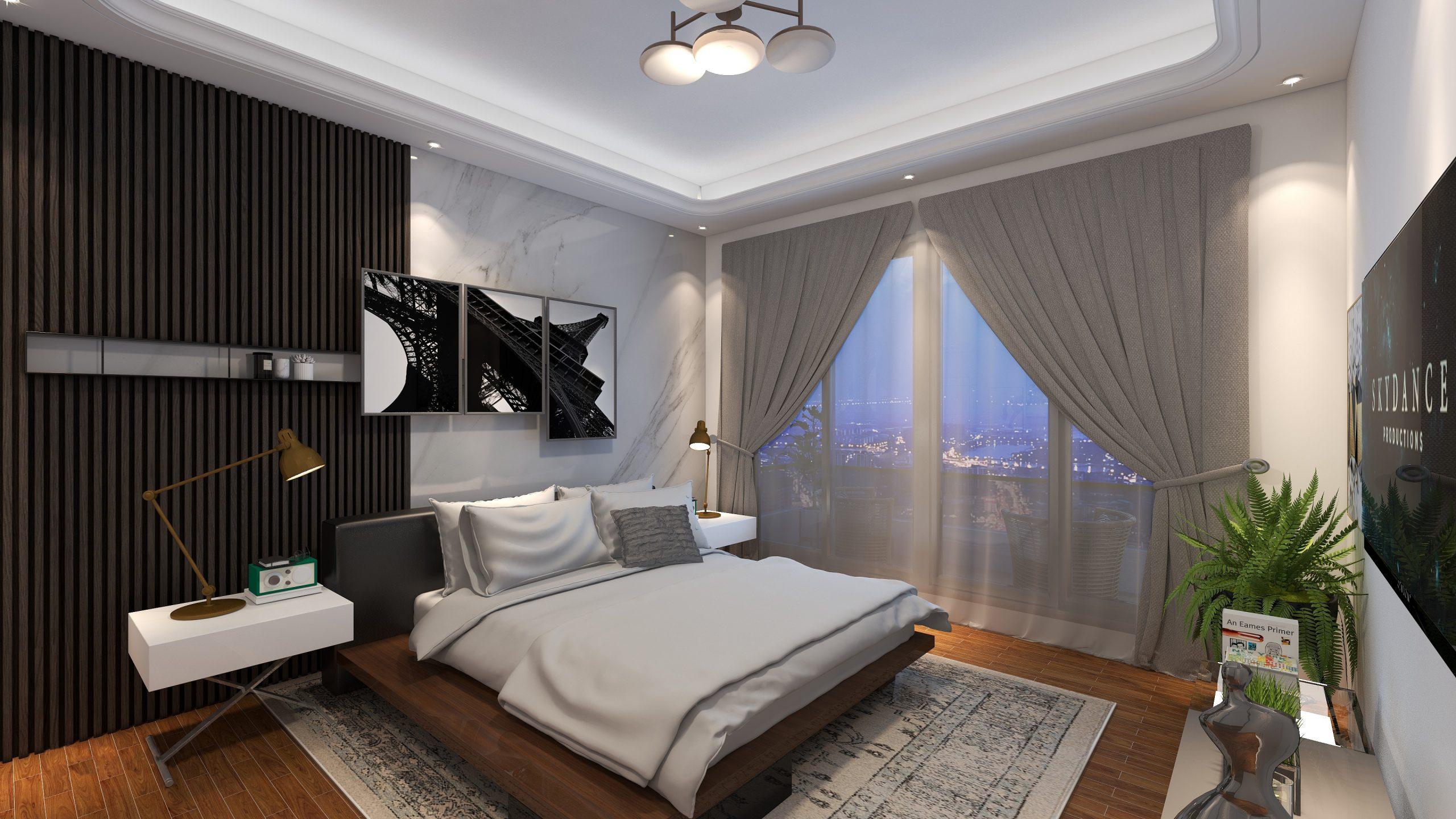 BED ROOM 1 B
