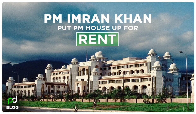Prime Minister House on Rent