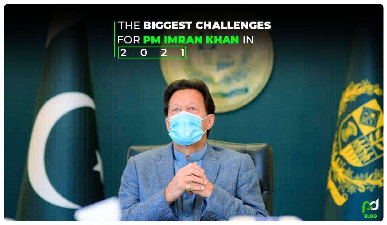 The Biggest Challenges for Prime Minister Imran Khan In 2021