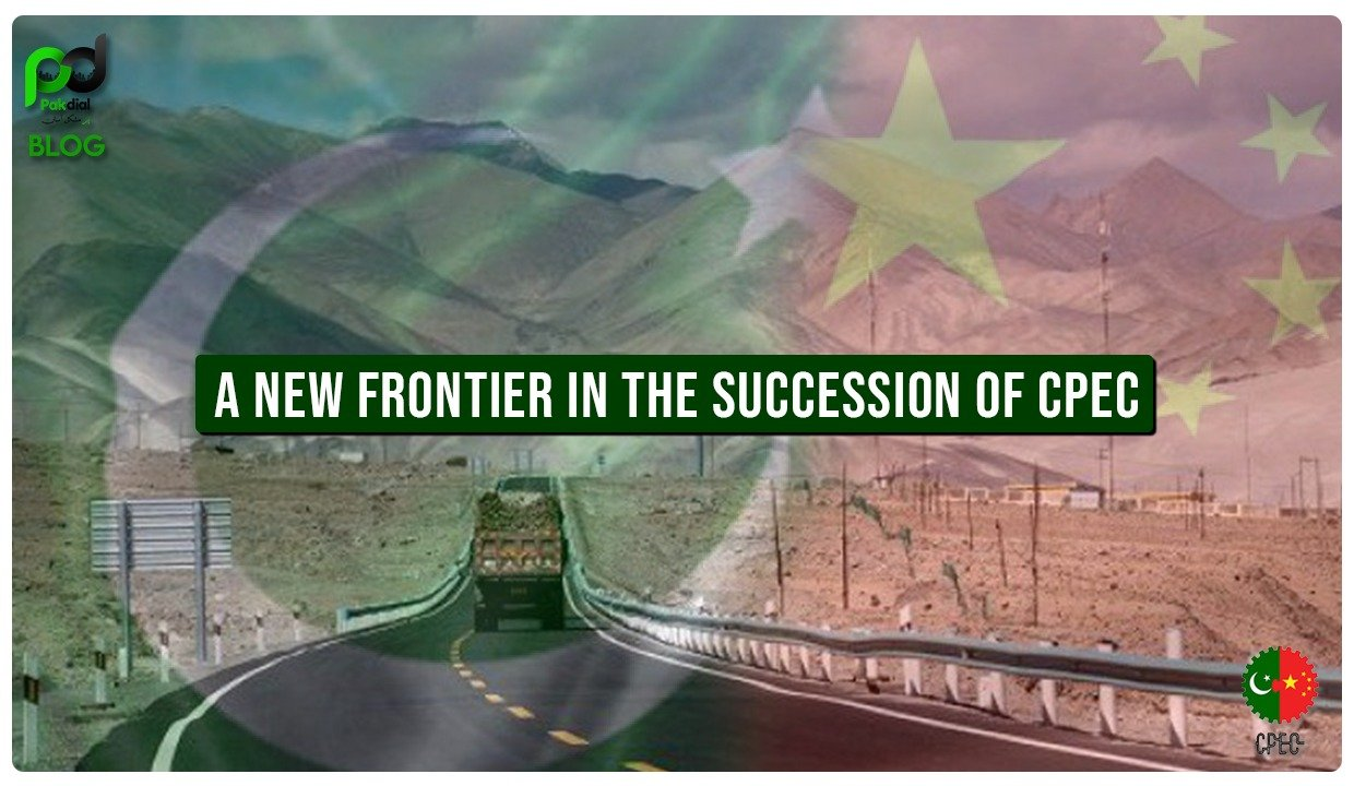 A New Frontier In The Succession Of CPEC